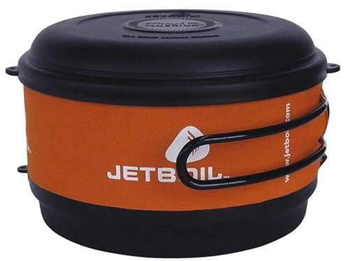 Jetboil 1.5L FluxRing Cooking Pot Orange