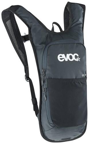Evoc CC 2L+2L backpack black (with bladder)