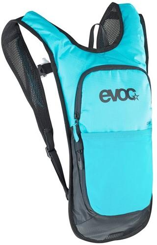 Evoc CC 2L+2L backpack neon blue (with bladder)