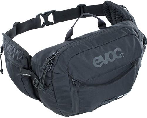 Evoc Hip Pack 3L+1.5L Bladder Black