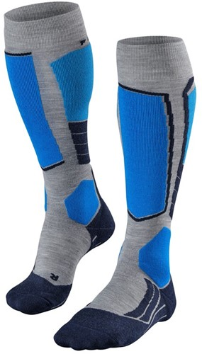 Falke SK2 Men ski socks light grey 46-48