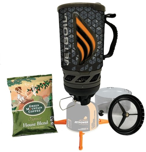 Jetboil Flash Cooking System with Java Kit Geo Brander