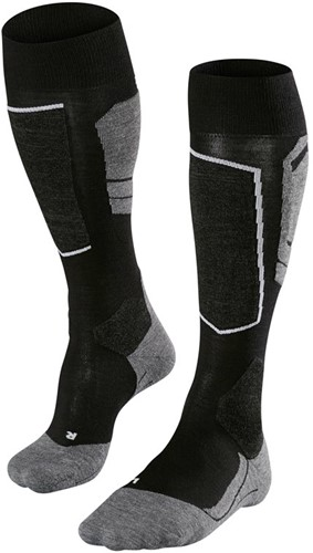 Falke SK4 Men ski socks black-mix 42-43