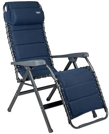Crespo Reclining chair AP-232 Air-Deluxe Blue