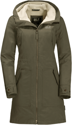 Jack Wolfskin Rocky Point Parka women