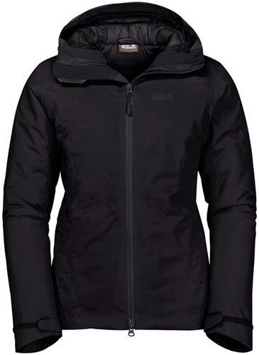 Jack Wolfskin Argon Storm Jacket W black XL