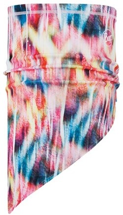 Buff Tech Fleece Bandana Shimmer Multi nekwarmer