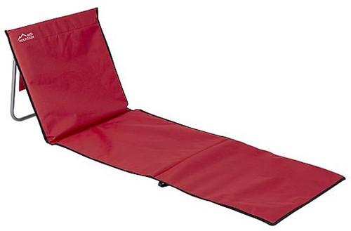 Red Mountain Beach mat Lota red