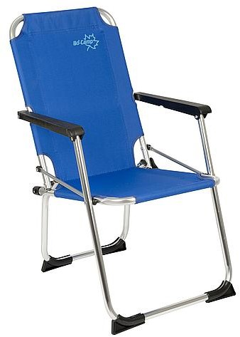 Bo-Camp Kids chair Copa Rio Safety-Lock blue