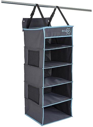 Bo-Camp Organizer 5 Compartments 34x34x85cm