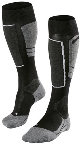 Falke SK4 Women ski socks black-mix 39-40