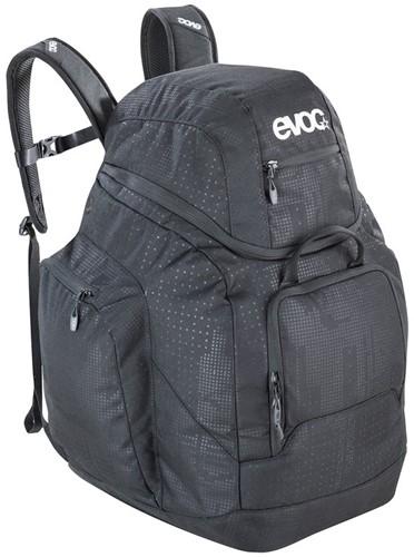 Evoc Boot Helmet Backpack black 60L