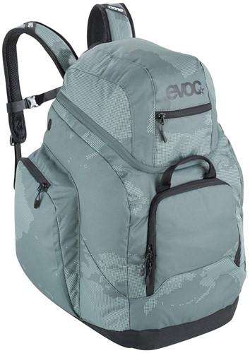 Evoc Boot Helmet Backpack olive 60L
