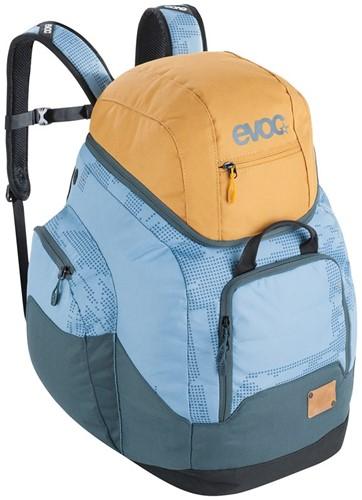 Evoc Boot Helmet Backpack multicolour 60L