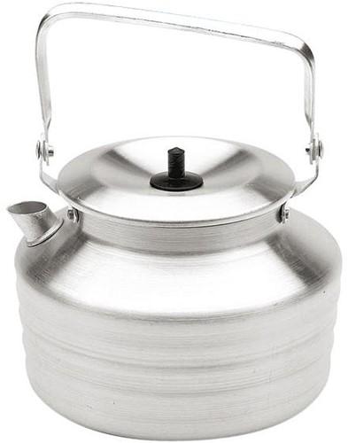 Bo-Camp Teapot Terra Aluminium 1.5 liters