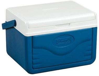 Coleman Flidlid 5QT Koelbox blauw