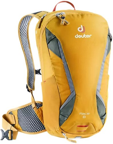 Deuter Race 8 curry/Groen