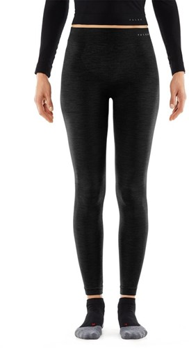 Falke Long Tight Wool-Tech W black XL
