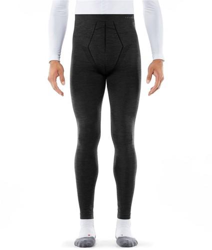 Falke Long Tight Wool-Tech M black L