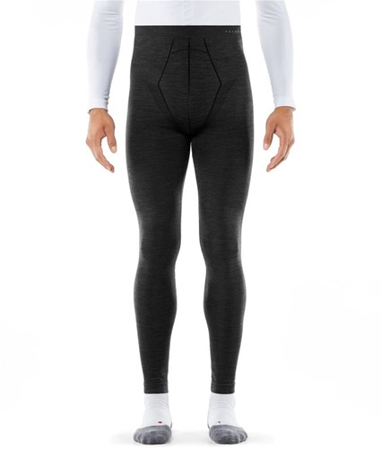 Falke Long Tight Wool-Tech M black M