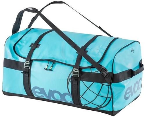 Evoc Duffle Bag neon blue S 40L