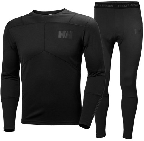 Helly Hansen Lifa Active Set M black S (2018)