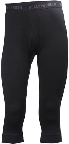 Helly Hansen Lifa Merino 3/4 Boot Top Pants M black XL