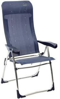 Crespo Camping chair AL-215 Dark Blue