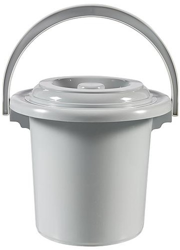 Curver Toiletemmer 5ltr  02855