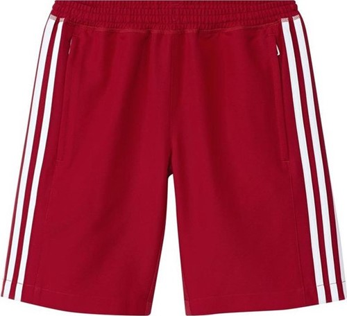 Adidas T16 Climacool Short Boys red/white 176 (18/19)