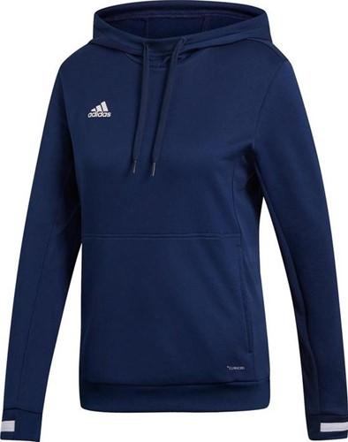 Adidas Team 19 Hoody Women royal blue/white M (19/20)