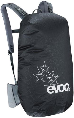 Evoc Raincover Sleeve M 10-25L black