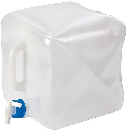 Bo-Camp Jerrycan Collapsible 15L