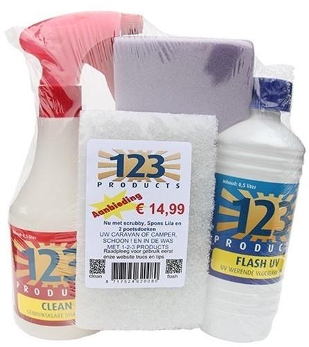 123 Schoonmaak Pakket