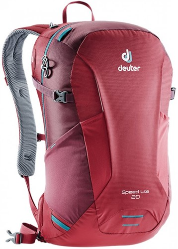 Deuter Speed Lite 20 Bessenrood/Bordeaux-Rood