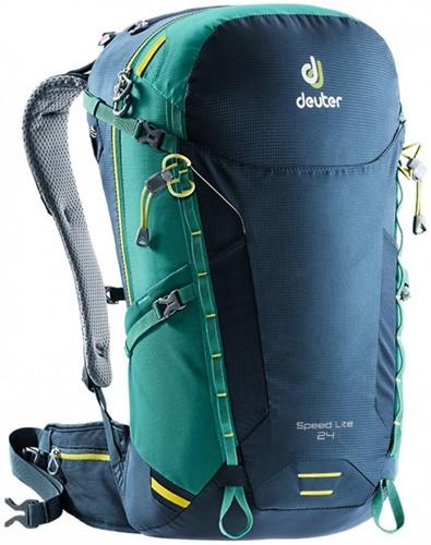 Deuter Speed Lite 24 Marineblauw/Alpine Groen