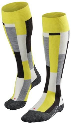 Falke SK4 Brick Men ski socks sulfur 39-41