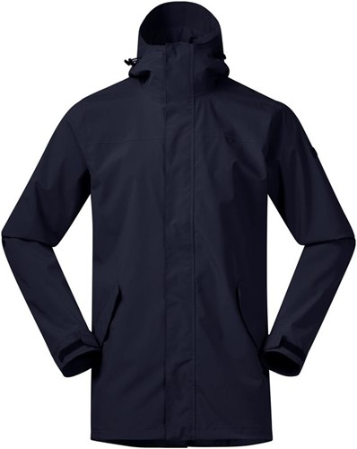 Bergans Oslo 2L Jacket dark navy M