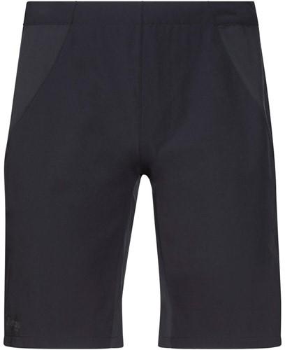 Bergans Fløyen Shorts black/solid charcoal S
