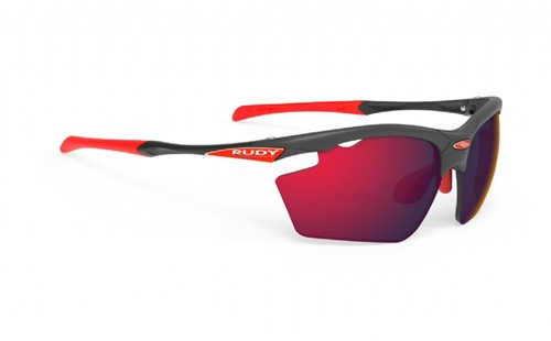 Rudy Project Agon Multilaser Red Graphite