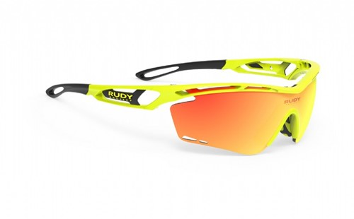 Rudy Project Tralyx Running Multilaser Orange Yellow Fluo Gloss