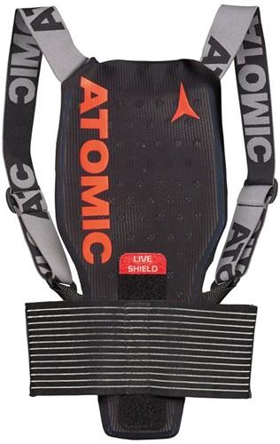 Atomic Live Shield Jr. black L