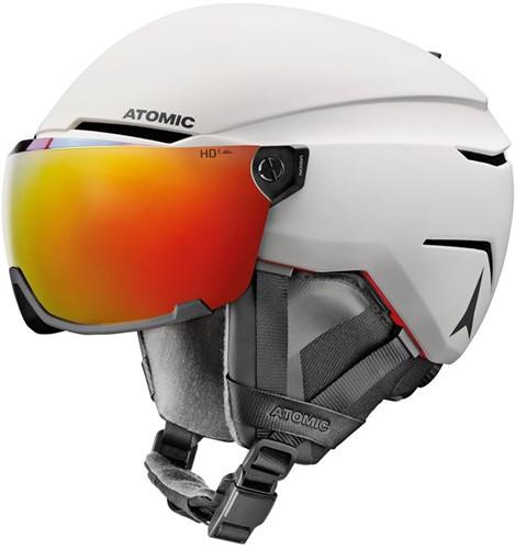 Atomic Savor Amid Visor HD white S (51-55 cm)