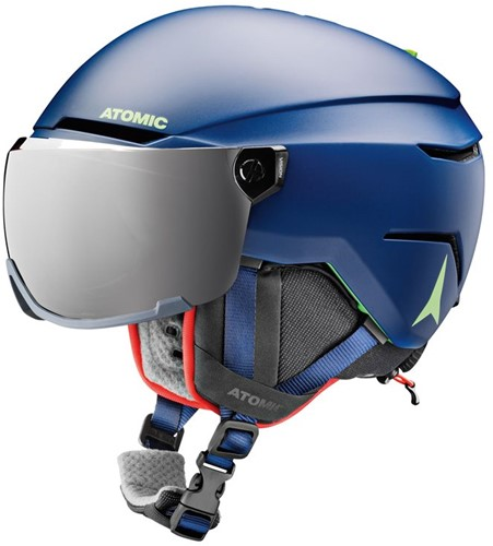 Atomic Savor Visor Jr. blue S (51-55 cm)