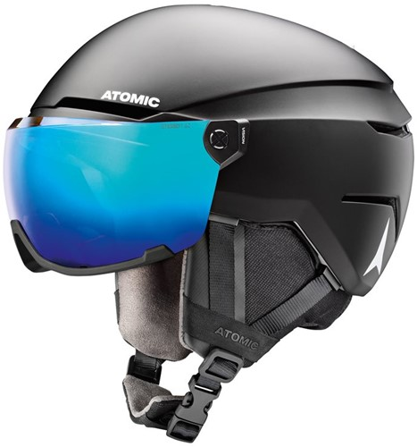 Atomic Savor Visor Stereo black XL (63-65 cm)