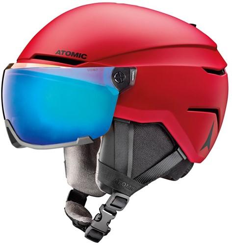 Atomic Savor Visor Stereo red M (55-59 cm)