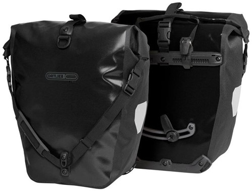 Ortlieb Back-Roller Free QL2.1 40L zwart (paar)