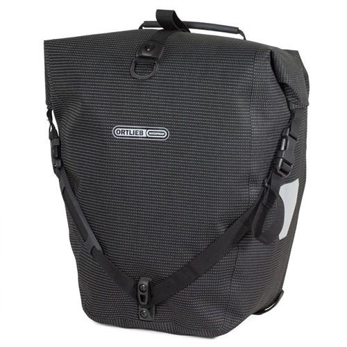 Ortlieb Back-Roller High Visibility 20L zwart