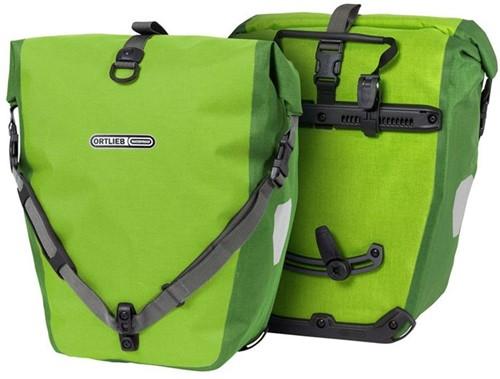 Ortlieb Back-Roller Plus QL2.1 40L limoen/mosgroen (paar)