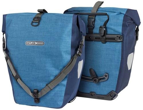 Ortlieb Back-Roller Plus QL2.1 40L denim/blauw (paar)
